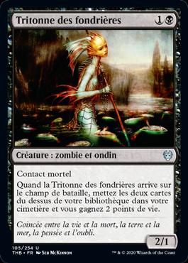 Tritonne des fondrières