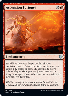 Ascension furieuse