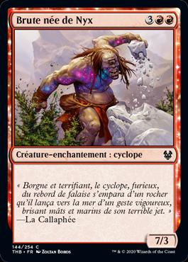 Brute née de Nyx