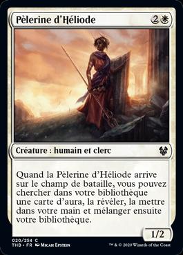 Pèlerine d'Héliode