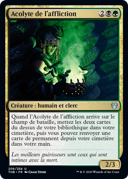 Acolyte de l'affliction