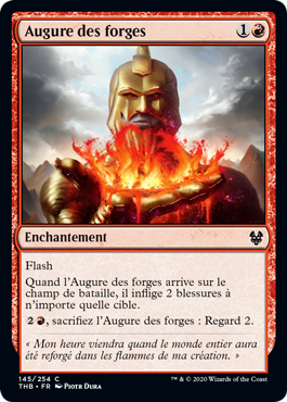Augure des forges