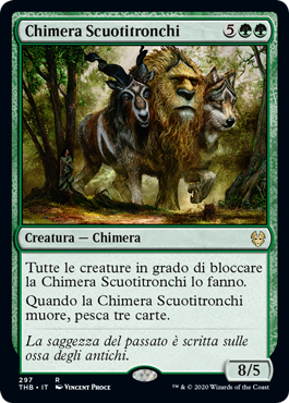 Treeshaker Chimera