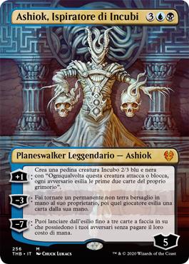 Ashiok, Ispiratore di Incubi
