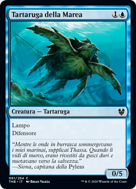Tartaruga della Marea