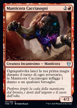 Dreamstalker Manticore