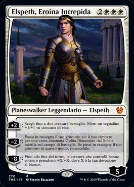 Elspeth, Eroina Intrepida