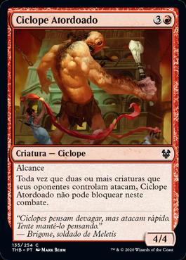 Ciclope Atordoado