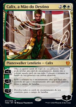 Calix, a Mão do Destino
