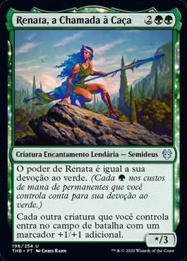 Renata, a Chamada à Caça