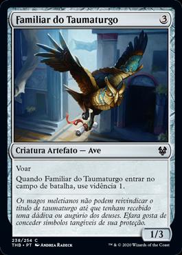 Familiar do Taumaturgo