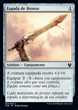 Espada de Bronze