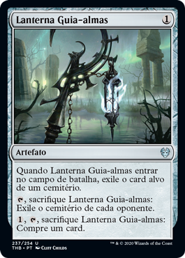 Lanterna Guia-almas