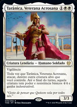 Tarânica, Veterana Acrosana
