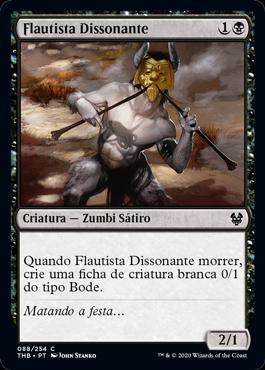 Flautista Dissonante
