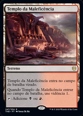 Templo da Maleficência