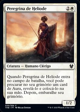 Peregrina de Heliode