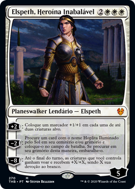 Elspeth, Heroína Inabalável