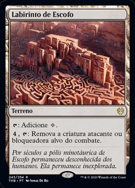 Labirinto de Escofo