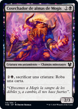 Cosechador de almas de Mogis