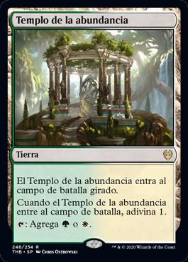Templo de la abundancia
