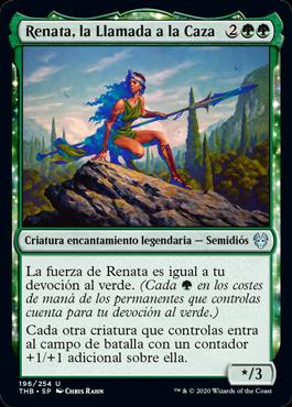 Renata, la Llamada a la Caza