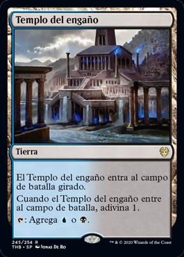 Templo del engaño