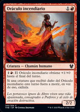 Oráculo incendiario