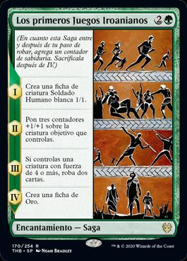 Los primeros Juegos Iroanianos