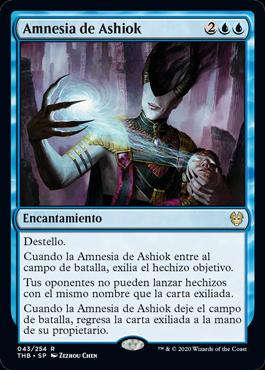 Amnesia de Ashiok