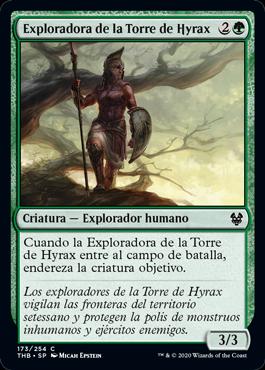 Exploradora de la Torre de Hyrax