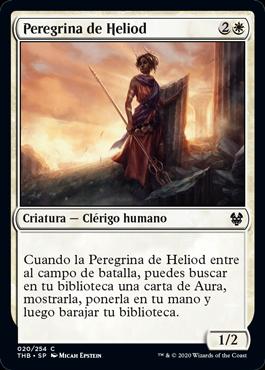 Peregrina de Heliod