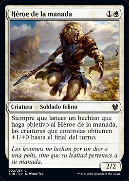 Héroe de la manada