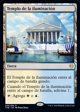 Templo de la iluminación