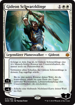 Gideon Schwarzklinge
