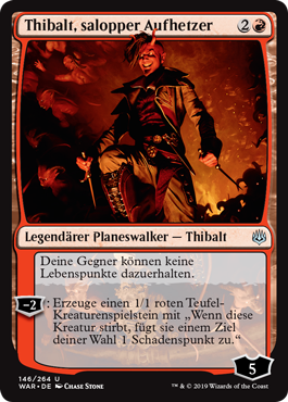 Thibalt, salopper Aufhetzer