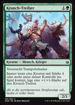 Kronch-Treiber