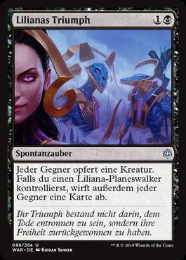 Lilianas Triumph