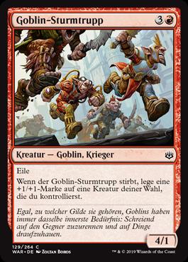Goblin-Sturmtrupp