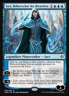 Jace, Beherrscher der Mysterien