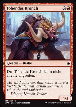 Tobendes Kronch