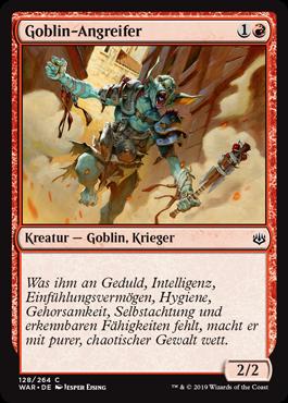 Goblin-Angreifer
