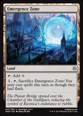 Emergence Zone