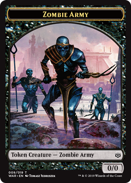 Zombie Army Token 2