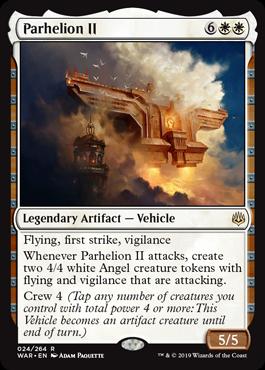 Parhelion II