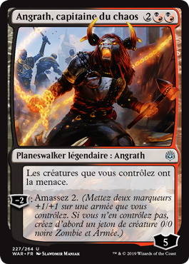 Angrath, capitaine du chaos