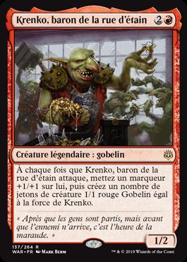 Krenko, baron de la rue d'étain