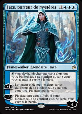 Jace, porteur de mystères