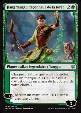 Jiang Yanggu, façonneur de la forêt