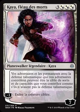 Kaya, fléau des morts
